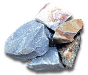 """Камень """"Кварцит"""" многоцвет колотый, 20 кг."""